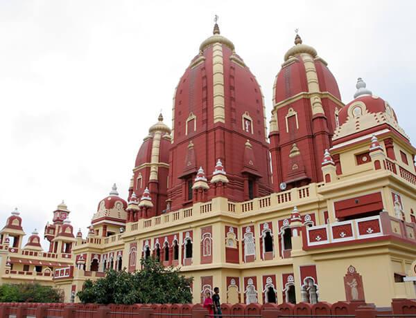 Lakshmi Narayan Temple Bhopal