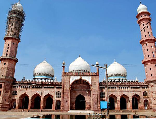 Bhopal City Taj Ul Masjid